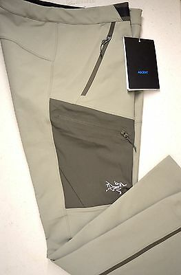 Arc'teryx PSIPHON AR All Around Men's DWR Pant (Carbide) Medium
