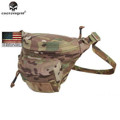Emerson Waist Bag RECON Multi function Molle Pouch Army Wargame Camo Gear EM9176