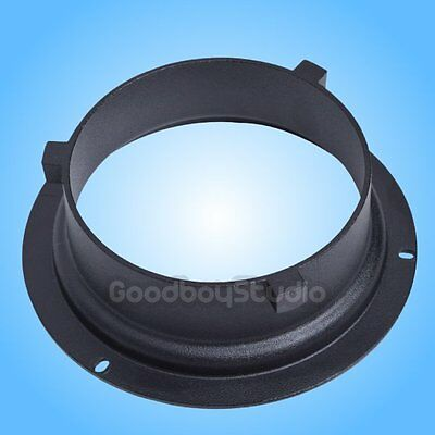 [US] 135mm Diameter Bowens Mounting Flange / Adapter for Retractable Speedring
