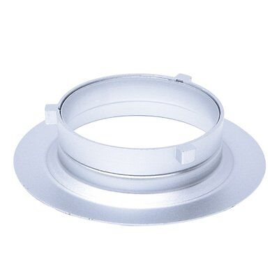 152mm Diameter Bowens Mounting Flange / Ring / Adapter / Mount Speedring US