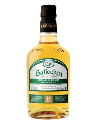 Ballechin 10yo SIngle Malt Scotch Whisky 700ml