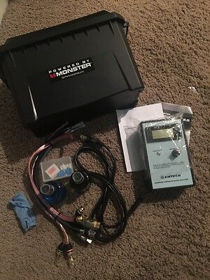 Monster Power Entech Wideband Powerline Noise Analyzer NH-161 NEW