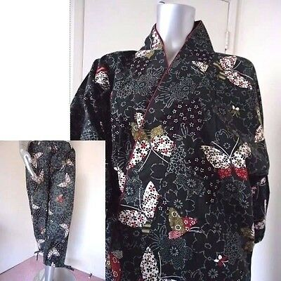 Japanese Samue / Casual Kimono Work Clothes by Luciano Valentino L