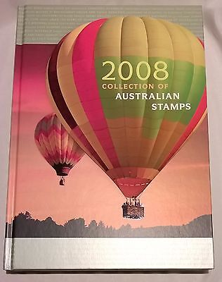 The Collection of 2008 Australian Stamps - Australia Post Stamp Album