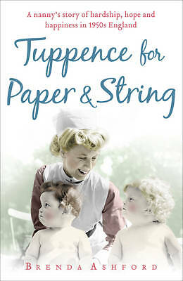 Tuppence for Paper and String by Brenda Ashford BRAND NEW BOOK (Paperback, 2013)