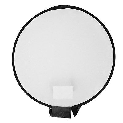 40cm Portable Round Soft Screen Softbox Pop-Up Flash Diffuser For Camera
