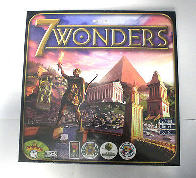 7 Wonders - Board Game - Repos Production