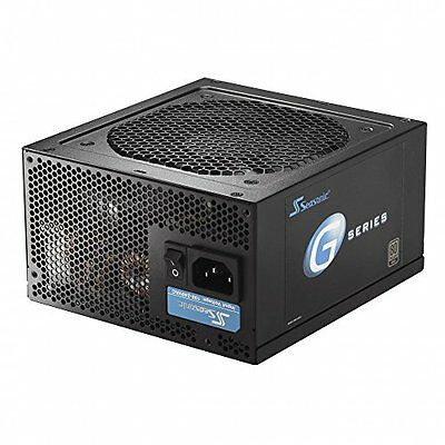 Seasonic SSR-650RM Alimentatore per PC, 650W, Nero (b3a)