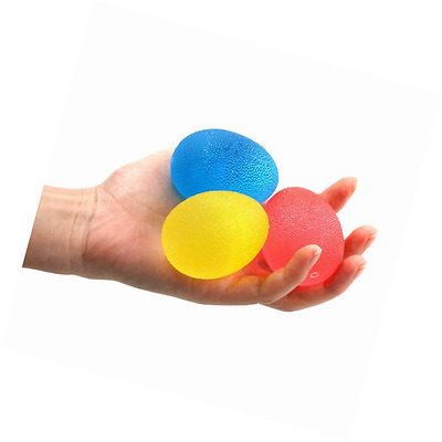 Sensory Squeeze Stress Balls Exercise For Autism Arthritis ADHD Massage GIFT NEW