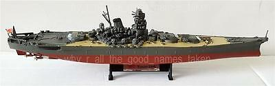 SHIPS OF WAR Collection Issue 1 YAMATO 1945 [Japan] 1:1000 Diecast Replica Model