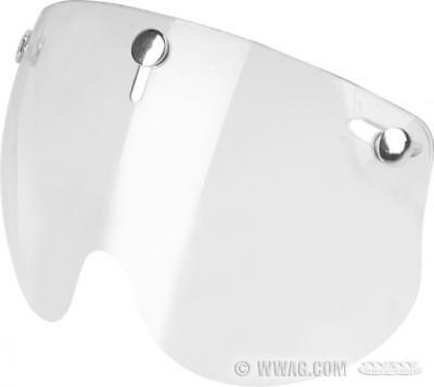 Pantalla Shorty Pantalla Transparente para casco JET SHORTY Fixed Clear Visor BA