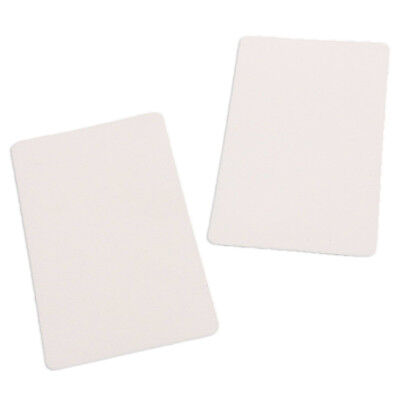 100 Blank Kraft Paper Hang Tags Wedding Party Favor Label Price Gift Cards BF