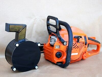 Portable Rock Crusher Powered by Chainsaw or Angle Grinder Sampling Crusher NEW!