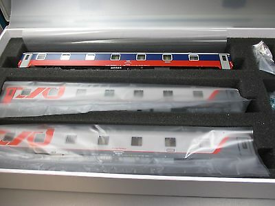 L.S. Models Exclusive Spur TT: Set 1 Moskau -Nizza Nr. 58029  (Stiege13)