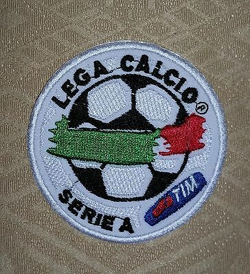 786 LEGA CALCIO SERIE A TIM Soccer/ Football RICAMATO TOPPA Embroidered Patch