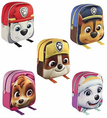 Paw Patrol Backpack EVA 3D Amazing Quality Oryginal Product School Backpack