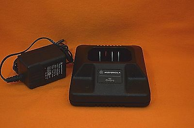 *oem* Motorola Htn9702A Base Charger Power Supply For P110 P1225 Gp300 Gp350