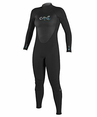 O' Neill Wetsuits Donna Muta Epic 5/4 mm Full Wetsuit, Donna, (W2O)