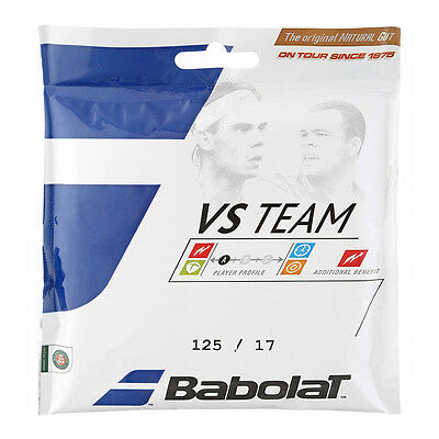BABOLAT VS Team SET 17/1.25 - Natural