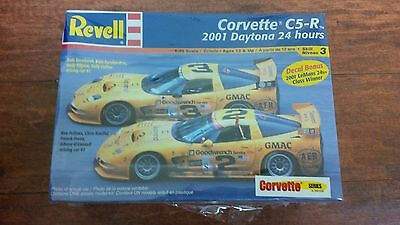 Revell C5R 2001 Corvette Daytona 24 Hour Model Kit