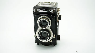 Traveller TLR Camera Twin Lens Reflex Camera K14