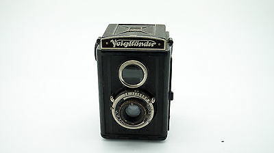 VOIGTLANDER Brillant TLR Camera Twin Lens Reflex Camera K14