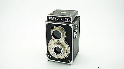 VOTAR FLEX TLR Camera Twin Lens Reflex Camera K14