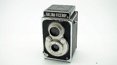 HALINA VICEROY TLR Camera Twin Lens Reflex Camera K14