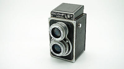 RICOHFLEX Model III TLR Camera Twin Lens Reflex Camera K14