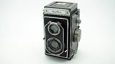 Ikoflex II/III 852/16 Camera Twin Lens Reflex Camera K14