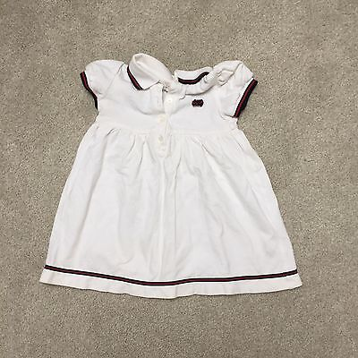 Gucci Baby Girl Dress Size 12 Months
