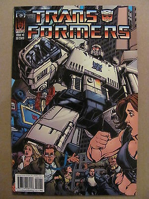 Transformers #0 IDW 2005 One Shot Cover D 9.4 Near Mint