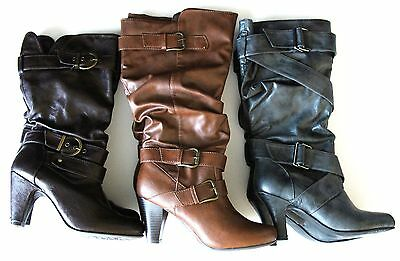3 Pairs of Women's Boots Size 7 | Madden, Rialto, White Mountain