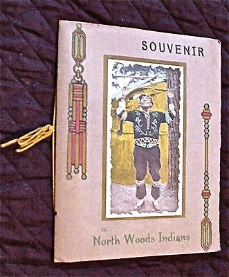 North Woods Indians Photographs, 1926