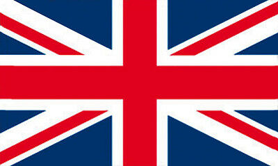 England Fahne britische Flagge UK Flag Union Jack United Kingdom Great Britain