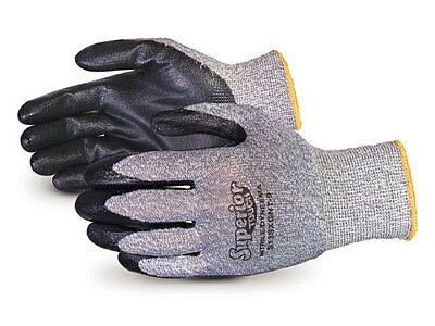 Superior Touch Heavy Duty Work Gloves  Size-7 Small