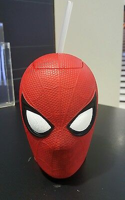 Spiderman Homecoming Mask Tumbler New Limited Edition Movie Tie In 2017