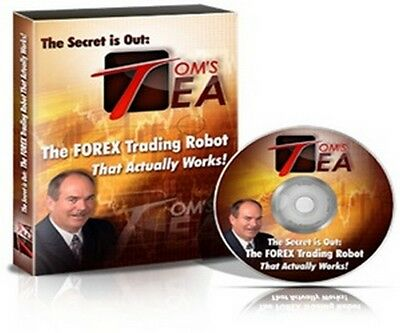 low risk forex robot system Tom's EA expert advisor with high accuracy rate