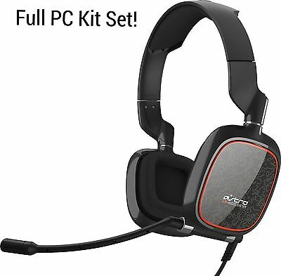 Astro Gaming A30 Gaming Headset PC with Microphone - Full Kit Set