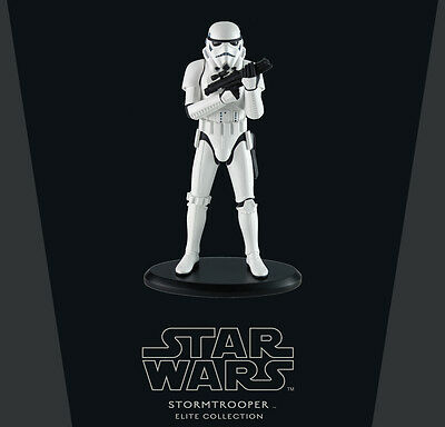 Attakus Star Wars Sw Elite Collection #2 Stormtrooper 1:10 Resin Mini Statue Neu