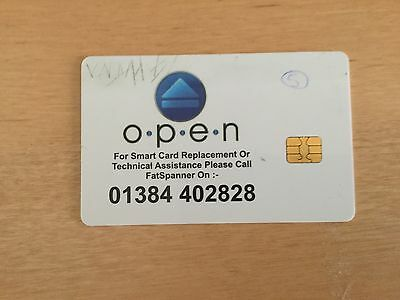 Fat Spanner Open Card Dongle 320 Days