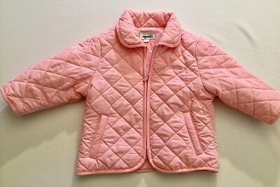 Girls Mignolo Jacket Size 9-12 months - Great Condition