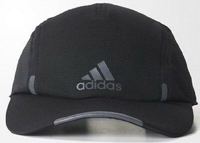 adidas Performance CLIMACOOL RUNNING CAP Reflective  BLACK - Size OSFW Or OSFM