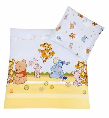 Julius Zöllner 8510010003 - Biancheria da letto Baby Pooh and Friends, (m2z)