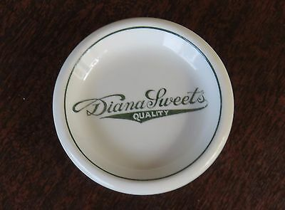 DIANA SWEETS Quality Butter Pat John Maddock and Sons  Ontario?