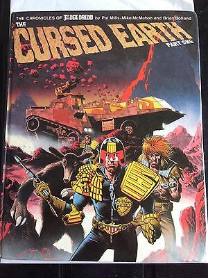 Judge Dredd - The Cursed Earth Part One