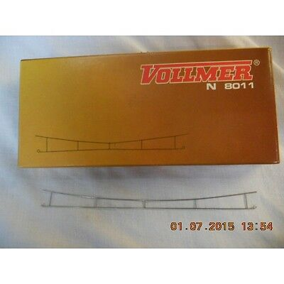 Vollmer 8011 - Contact Wire 150 mm (1 Piece) N Scale