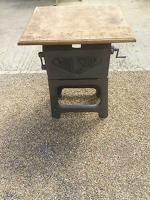 Cast Iron industrial table, Very Heavy
