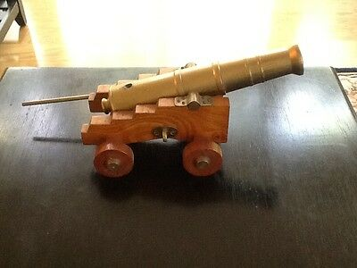 Table top cannon