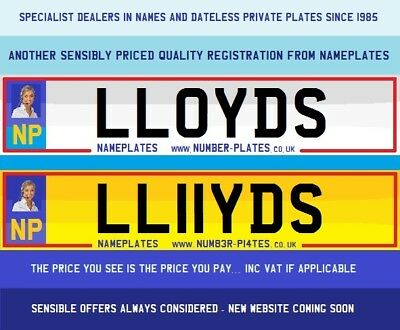 A11 FHM NUMBER Plate Personalised/Cherished/Private Registration